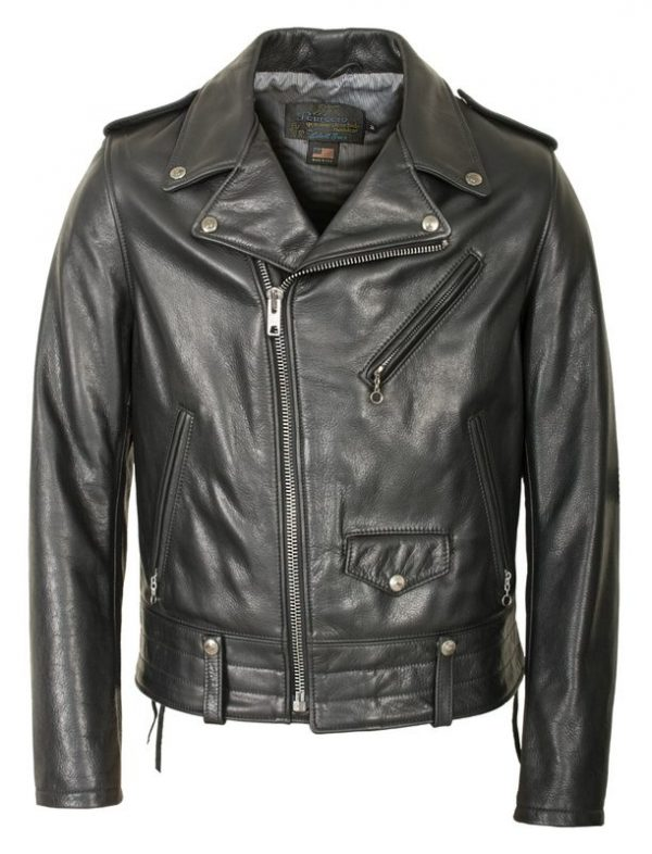 Used Schott Leather Jacket