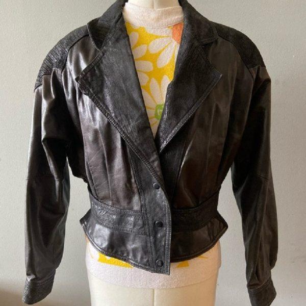 Verducci Leather Jacket