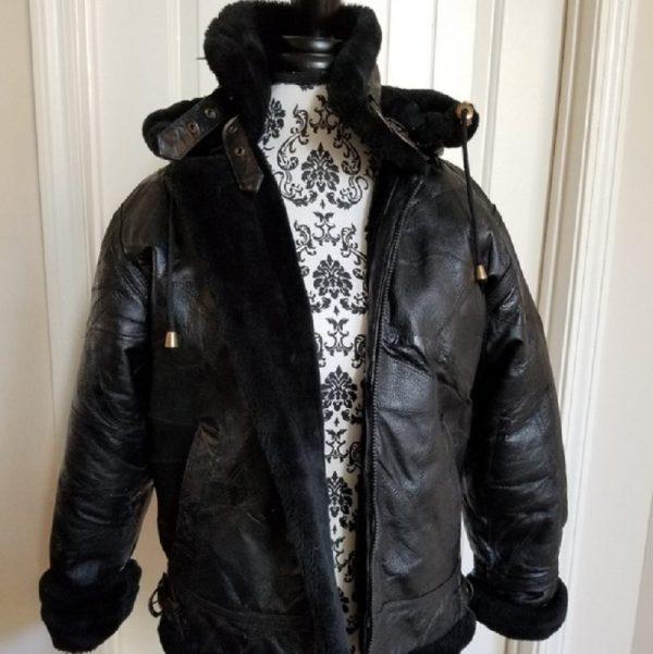 Wilda Leather Jacket