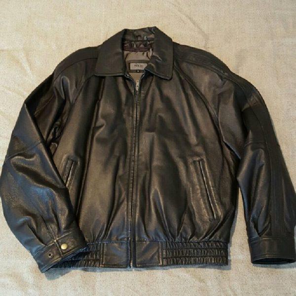 Xld Leather Jacket