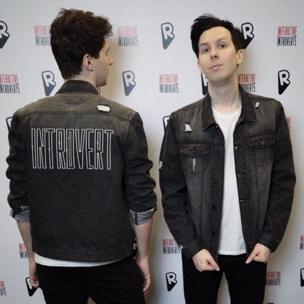 Dan Howell Denim Jacket