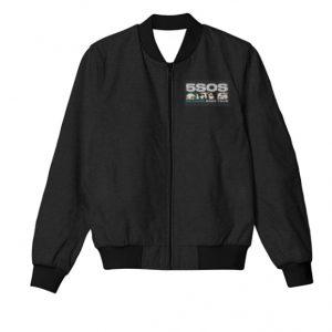 5 sos no shame tour jacket 2020