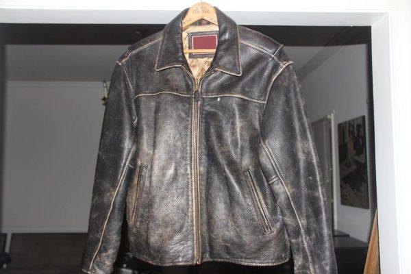 Andrew Marc Leather Jacket 74847