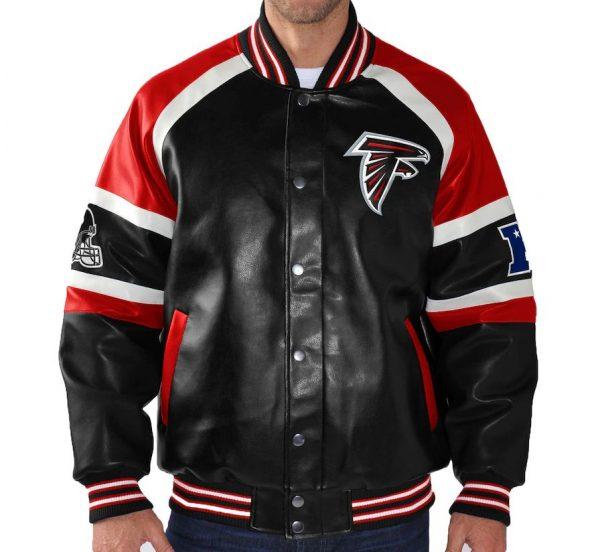 Atlanta Falcons Leather Jackets
