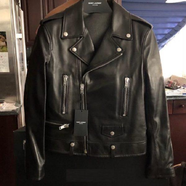 Barney Leather Jacket
