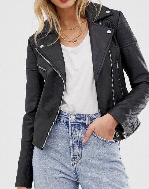 Barneys Originals Leathers Jacket