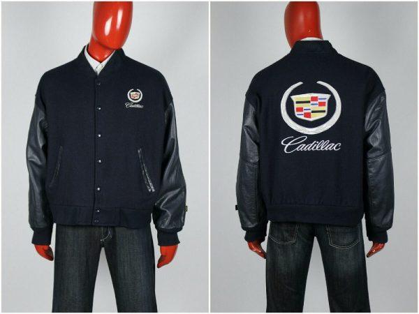 Cadillac Leather Jacket