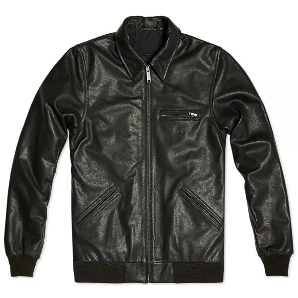 Carhartt Leather Jacket