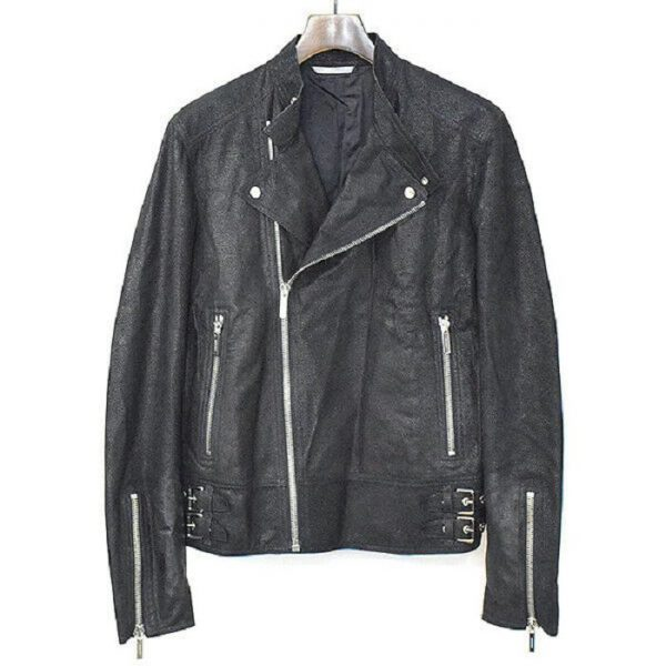 Dior Homme Leather Jacket