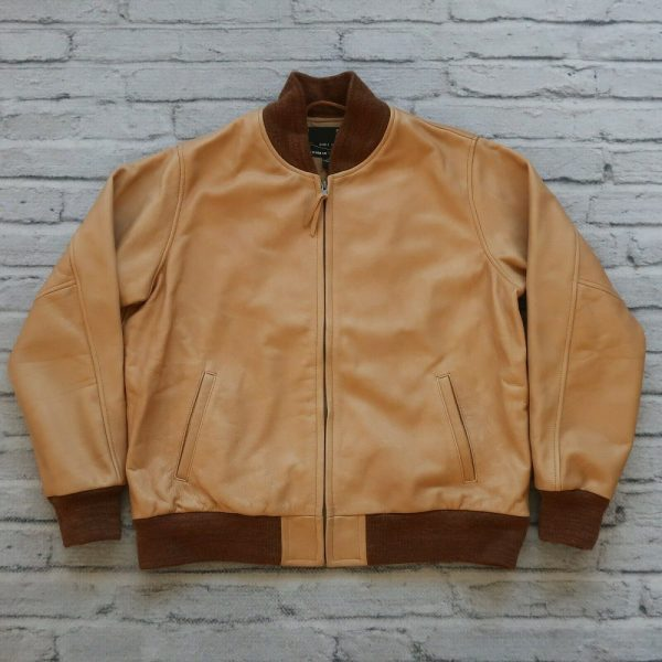 Filson Leather Jacket