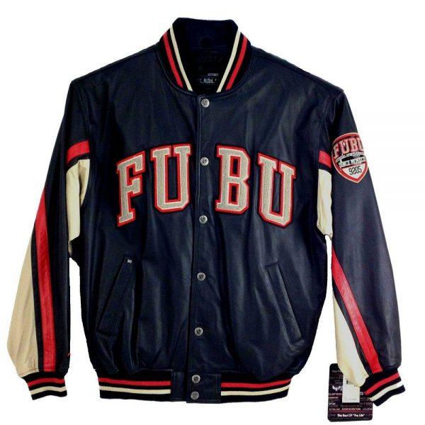 Fubu Leather Jacket