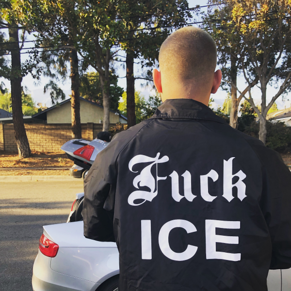 Fuck Ice Jackets