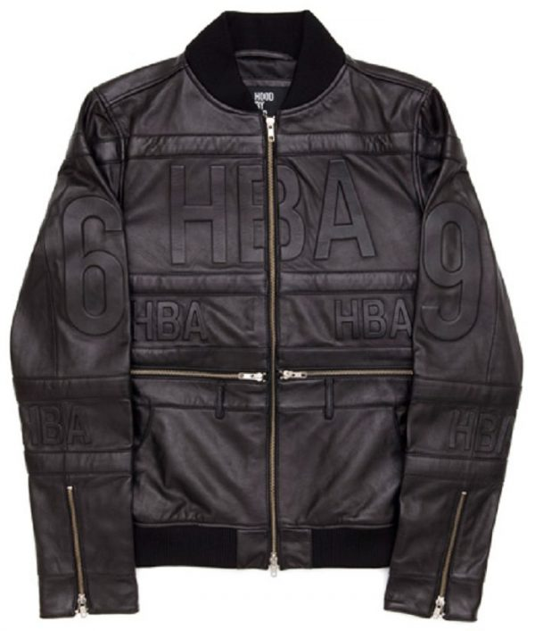 Hba Leather Jacket