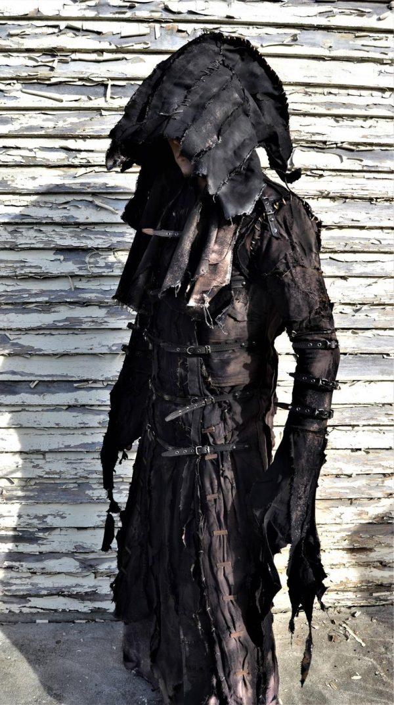 He Goblin SceneSick Stage Wear Robe