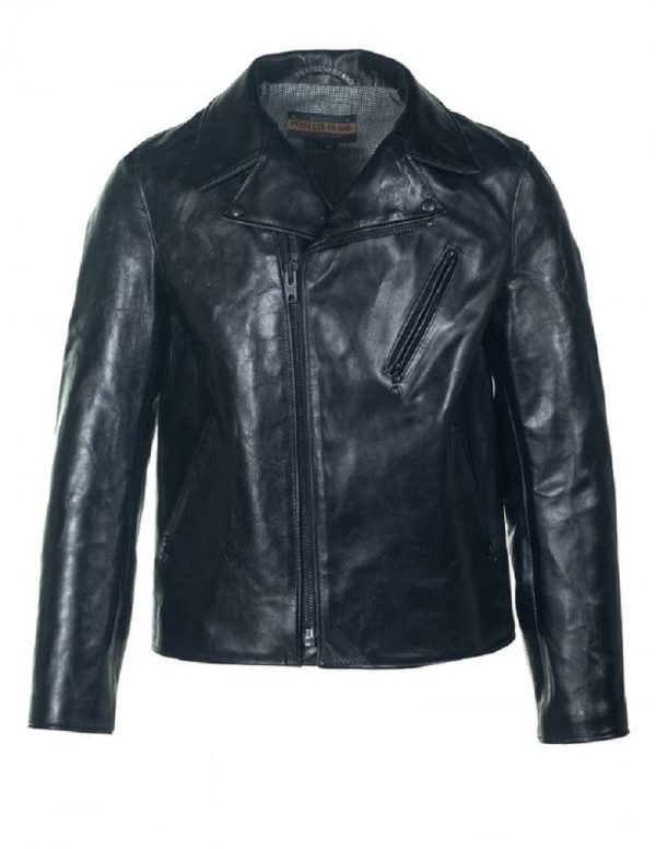 Horween Leather Jacket
