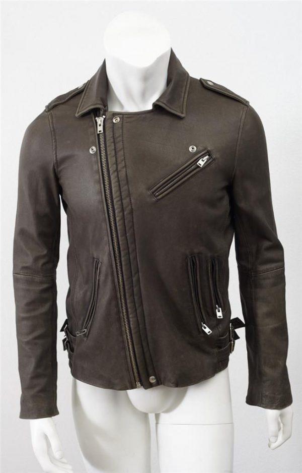 Iros Mens Leather Jacket