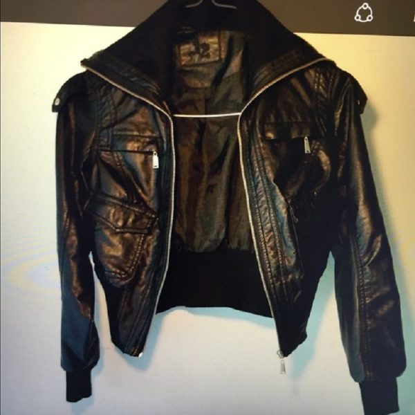 J2 Leather Jacket