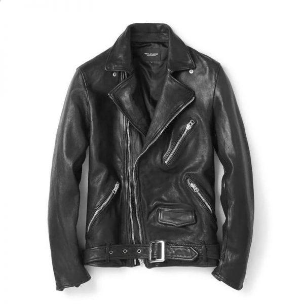Jack Daniels Leathers Jacket