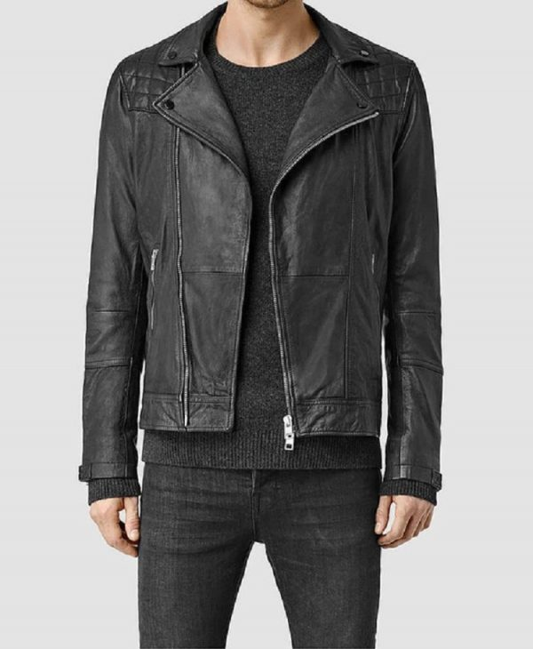 Kushiro Leather Jacket