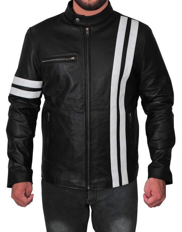 Leather Jacket San Francisco