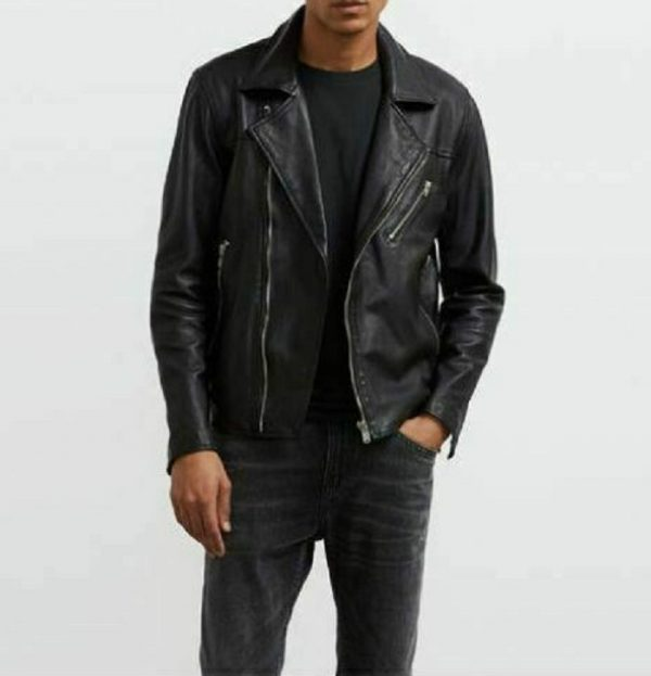 Levis Off Road Leather Jacket