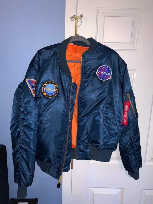 Logic Leather Jacket