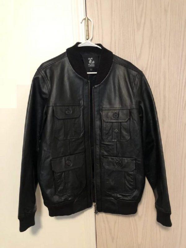Lrg Leather Jacket