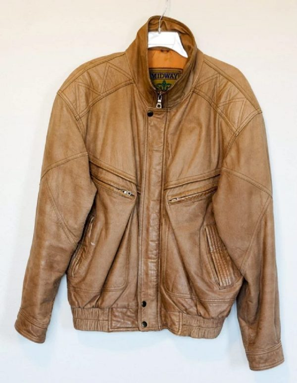 Midway Leather Jacket
