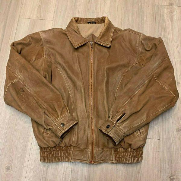 Mirage Leather Jacket