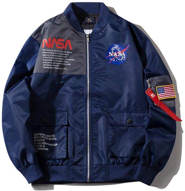 Nasas Leather Jacket