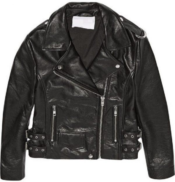 Oak Leather Jacket