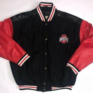Ohios State Leather Jacket