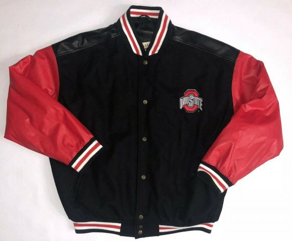 Ohios State Leather Jacket