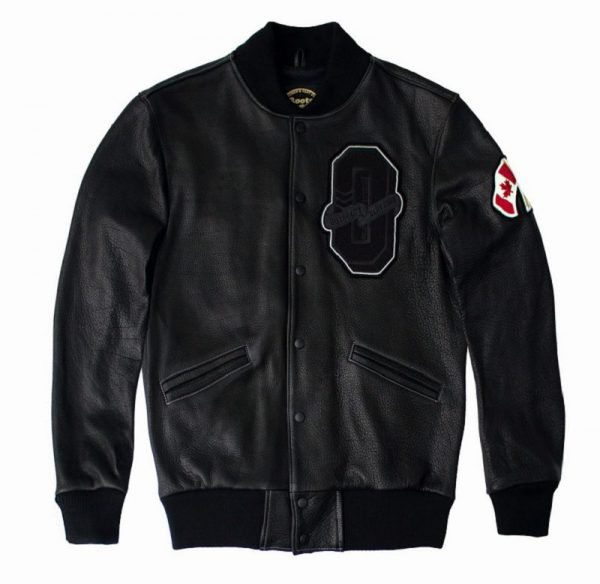 Ovo Leather Jacket