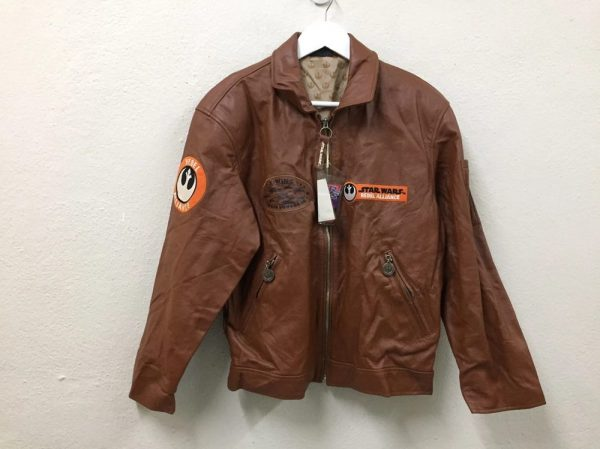 Rebel Alliance Leather Jacket