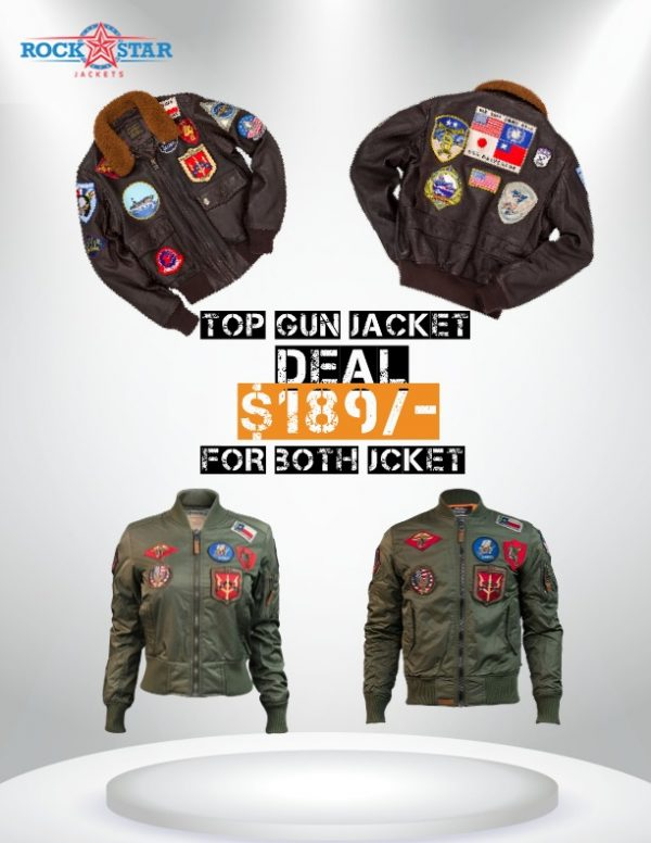 Red Jacket Firearms Son of Guns Jackets