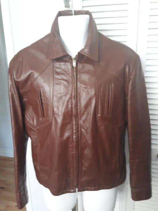Reeds Sportswear Leather Jacket