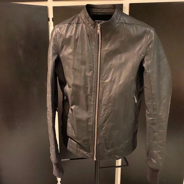 Rick Owens Leather Jacket Sizing