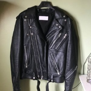 Saint Laurent Paris Leathers Jacket