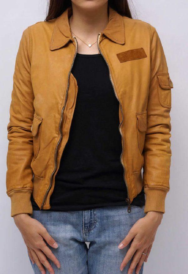 Sisii Leather Jacket