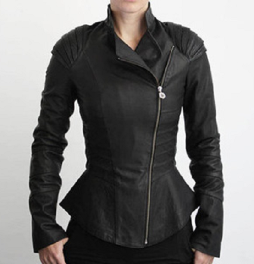 Skingraft Leather Jacket