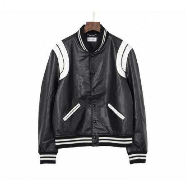 Slp Leather Jacket