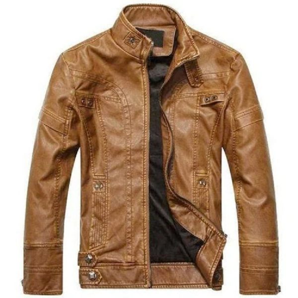 Talon Leather Jacket