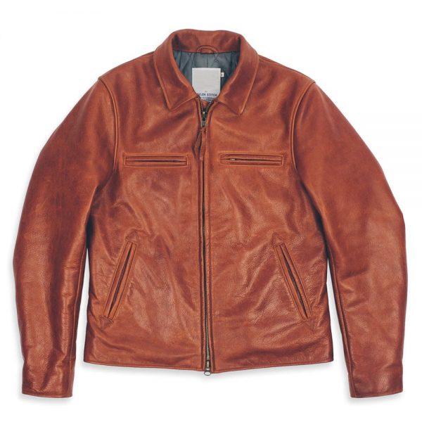 Taylor Stitch Leather Jacket