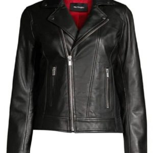 The Kooples Leather Jacket