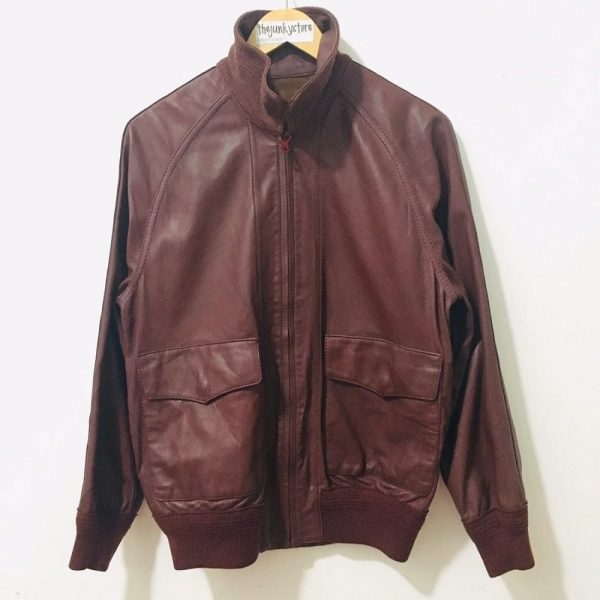 Torras Leather Jacket