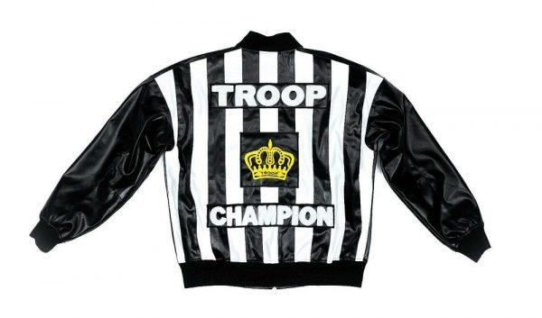 Troop Leather Jacket