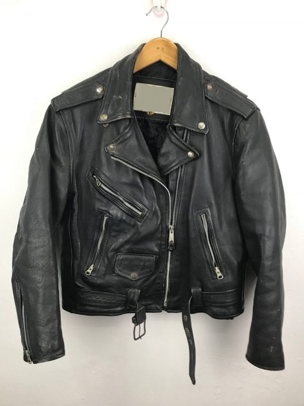 Vanguard Leather Jacket