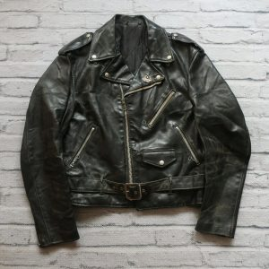 Vintage Perfecto Leather Jacket