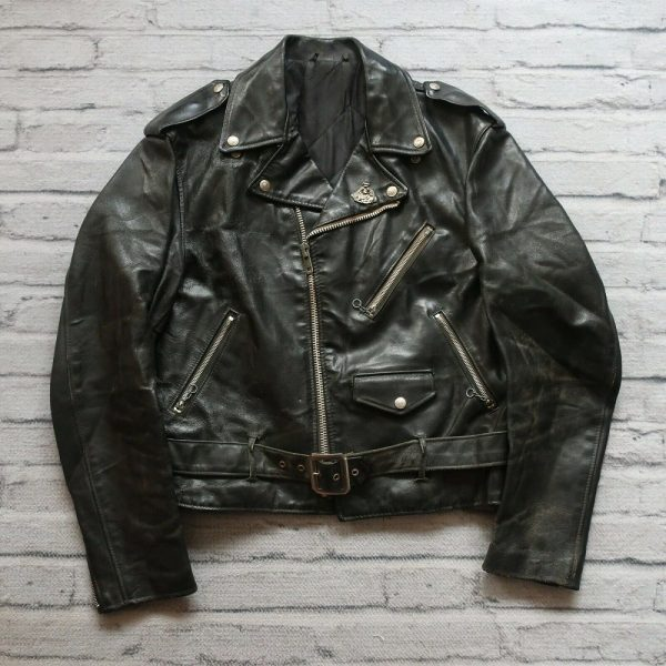 Vintage Perfecto Leather Jacket